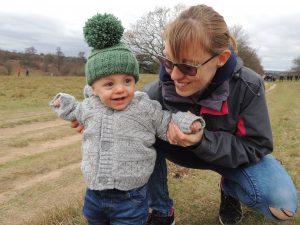 Henry and Mummy