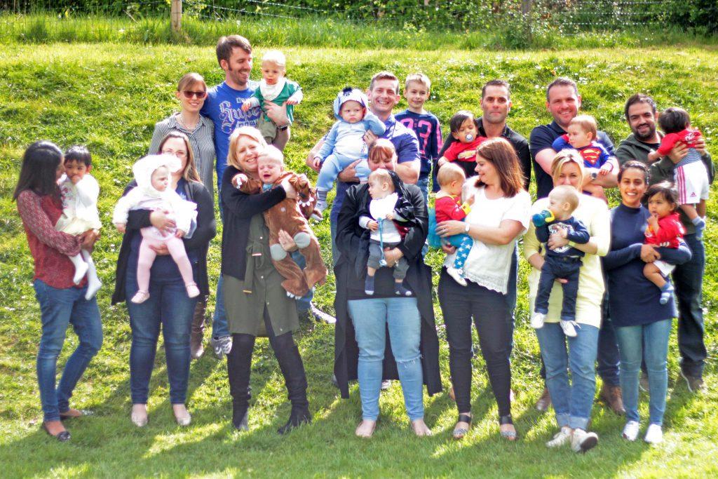 Oliver Fisher Babies